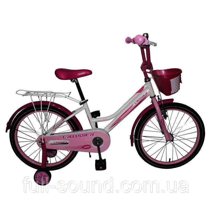 Детский велосипед Happy Crosser 14 дюймов