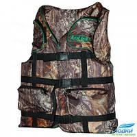 Страховочный жилет Kolibri 30-50 кг камуфляж