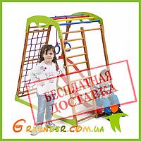 Игровая стенка детская BabyWood Plus 1