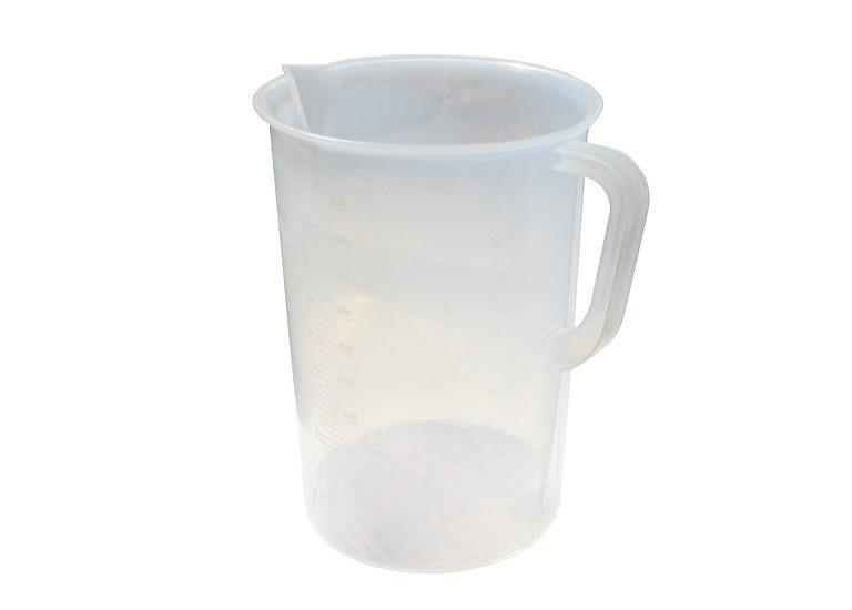 Стакан мерный 5000 ml (Полипропилен)
