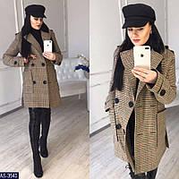 eb8b2d37d7a Женское стильное пальто весна-осень 42 44 46 размер 7 км Одесса