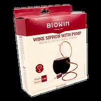 BIOWIN набор для переливания вина с помпой