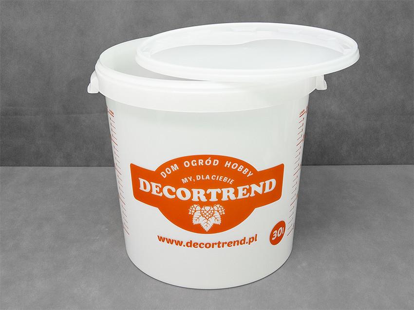 Емкость для брожения 30 литра (с герметичной крышкой)