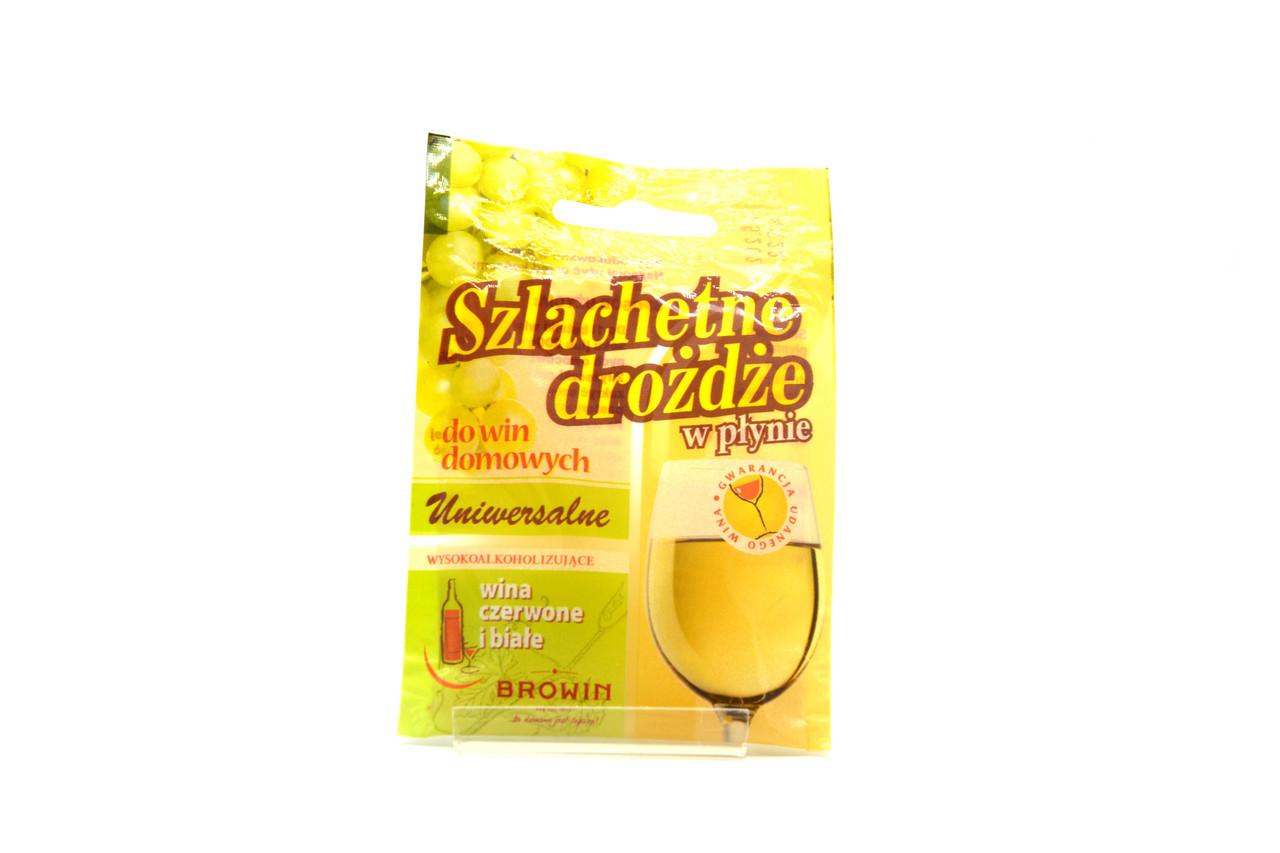 Винные дрожжи Biowin (Uniwersalne), 20мл