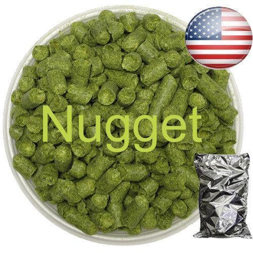 Хмель Наггет (Nugget) α-13,6%