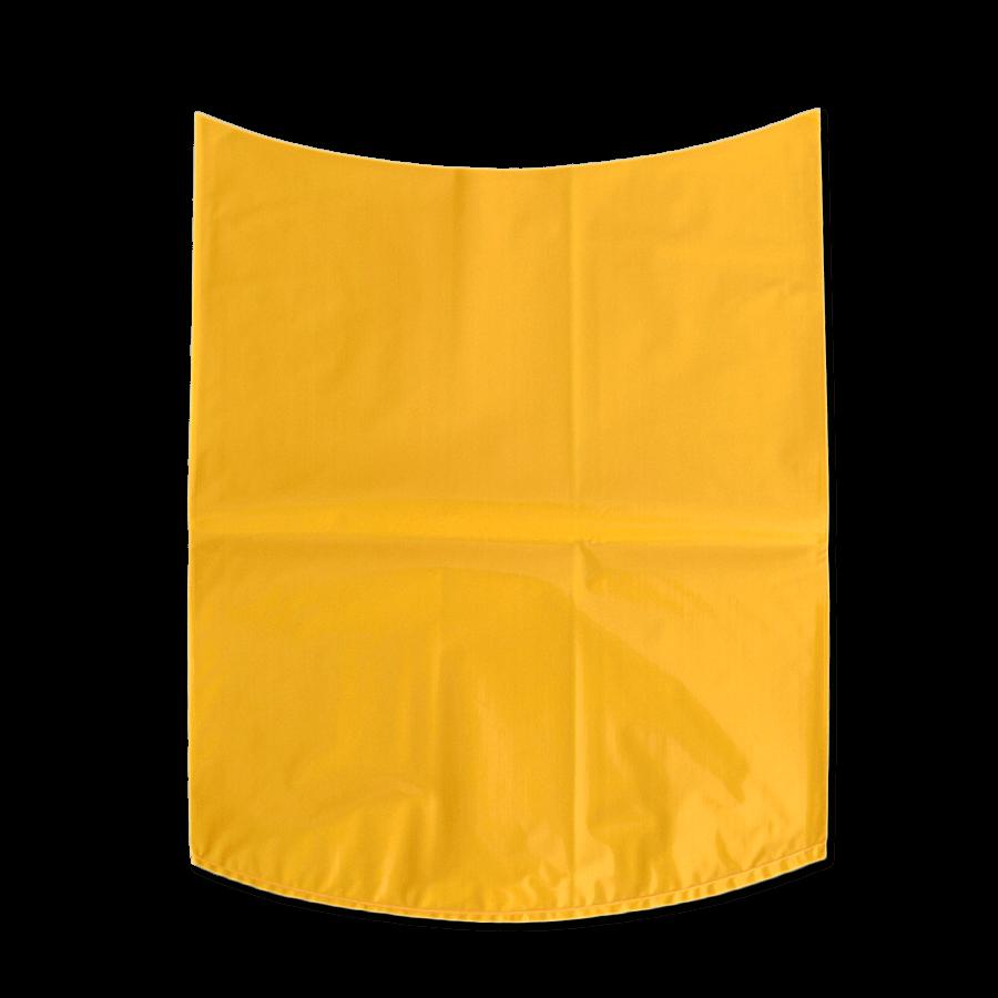 Термоусадочный пакет для вызревания сыра 280 х 400 мм (желтый)