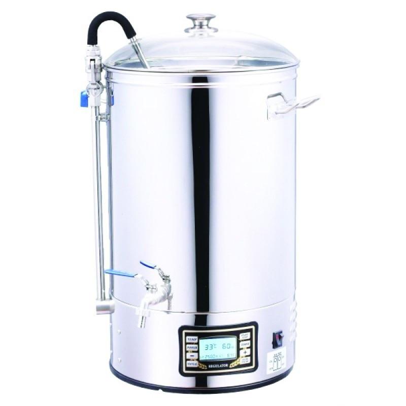 Электрическая пивоварня-сусловарня iBrew 50 Auto с чиллером