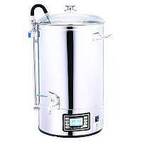 Электрическая пивоварня-сусловарня iBrew 50 Auto с чиллером, фото 1
