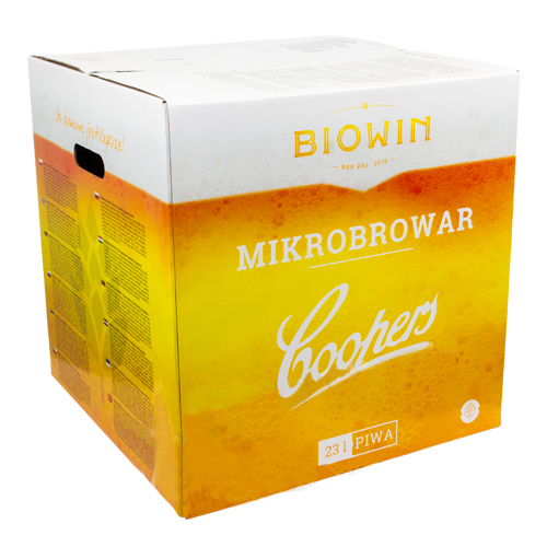 Домашняя мини-пивоварня Микро-Бровар ECO 2, BIOWIN