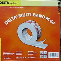 Delta-Multi-Band-M 60 скотч для мембран, плівки, гідро, пароізоляції, фото 1