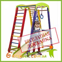Гимнастическая стенка для детей - Кроха - 1 мини
