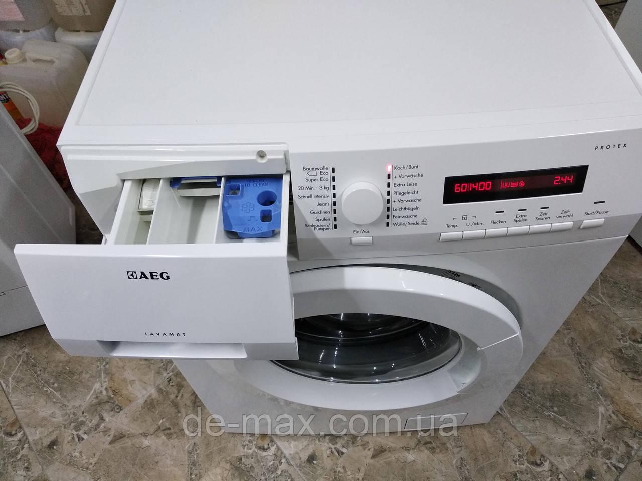 Стиральная машина AEG Lavamat AEG L71470FL ProTex узкая 50см