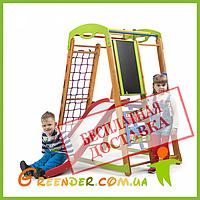 Домашний детский спортивный комплекс - Кроха - 2 Plus 3, фото 1