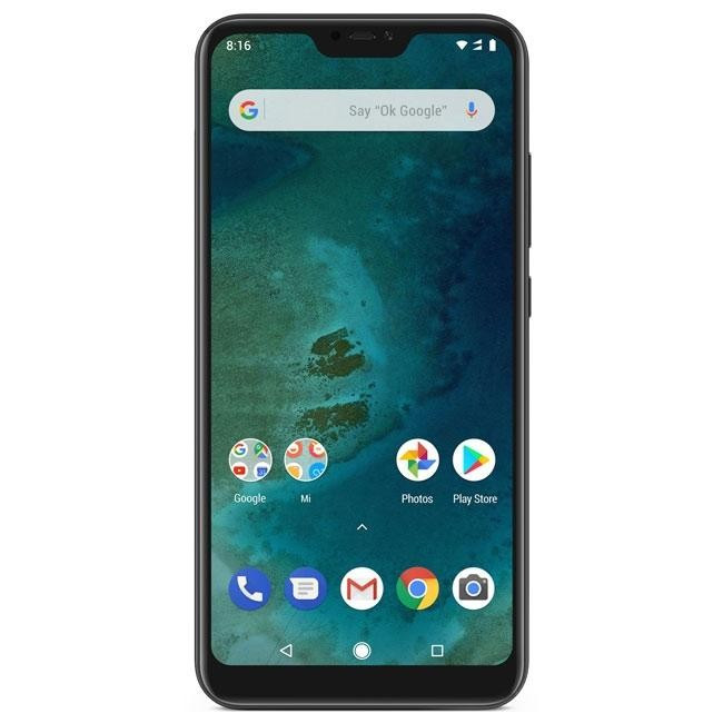 Xiaomi Mi A2 lite 4/64GB Black EU - Global Version