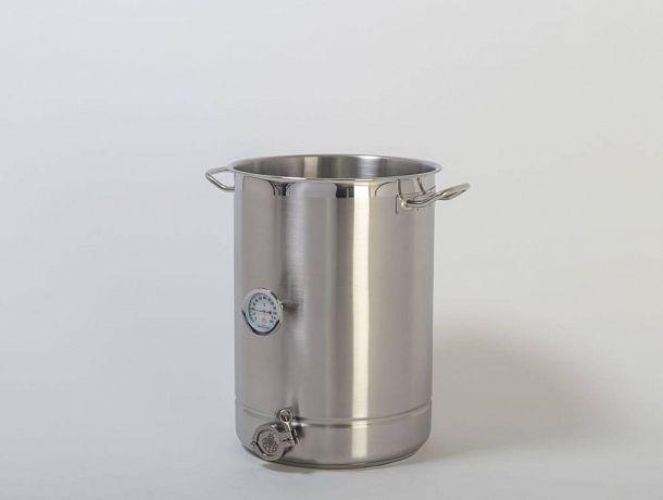 """Перегонный куб """"Доктор Губер"""" 2.0 на 36 литров (без крышки)"""