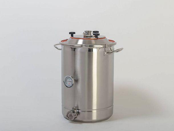 """Перегонный куб """"Доктор Губер"""" 2.0 на 36 литров"""