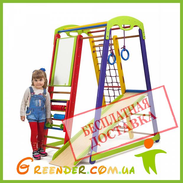 Игровая стенка для детей - Кроха - 1