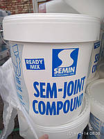 Фініш паста Semin SEM-JOINT COMPOUND  25кг . (франція)