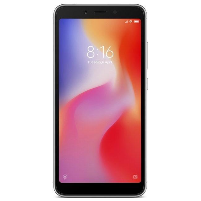 Xiaomi Redmi 6 3/64GB Black EU - Global Version