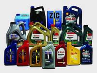 Автомобильные моторные и трансмиссионные масла, присадки и технические жидкости