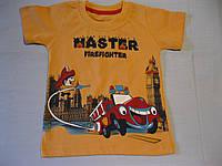 Детская футболка для мальчика 1-5  лет Турция