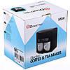 Кофеварка Domotec на 2 чашки 500W, фото 5