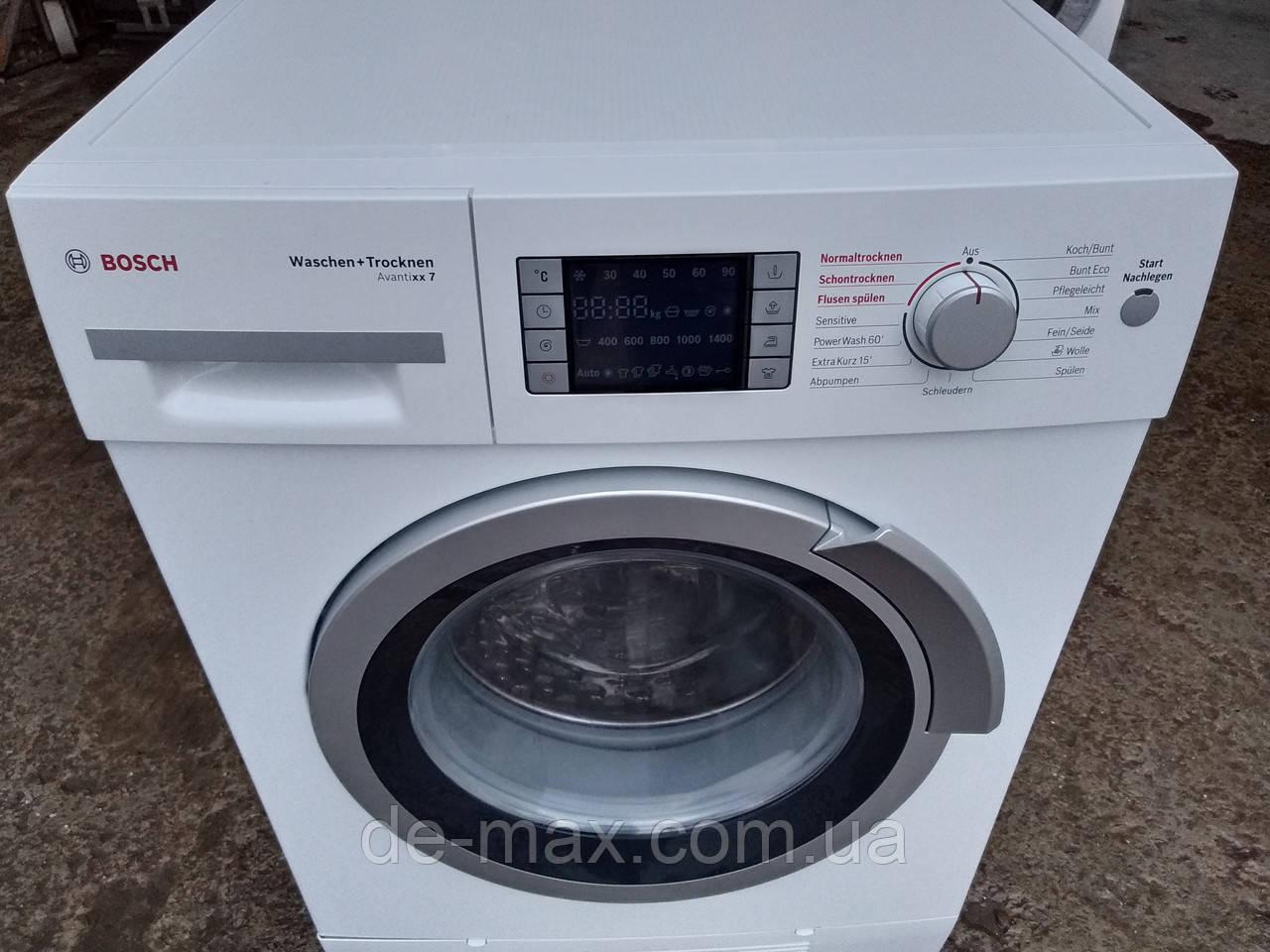 Стирально-сушильная машина Bosch WVH28440 Avantixx 7 А++ 8 5кг - de 6fbc779dbe539