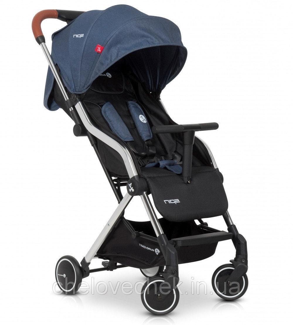 Детская прогулочная коляска EURO CART SPIN