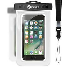 """Чехол водонепроницаемый Biaze Waterproof для мобильных телефонов до 5.8"""", фото 2"""