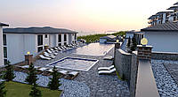 Апартаменты на Эгейском побережье