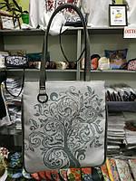 Сумка-заготовка под вышивку ЗС-312 (кожзам), фото 1