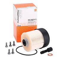 Топливный фильтр на Рено Дастер 1.5dci / KNECHT KX338/26D