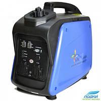 Бензиновый генератор-инвертор Weekender X2000i