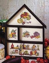 """Набор для вышивки """"Овощи"""", Oehlenschläger"""