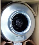 Канальный вентилятор оцинкованный  SALDA VKAP 250 LD 3.0, фото 5