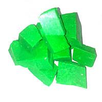 Пигмент для свечей. Цвет Зелёный флуоресцентный. Вес: 20гр.