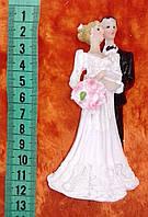 Свадебная фигурка для свадебного торта 11 см (7)