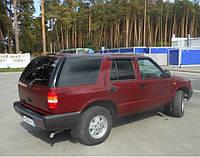 Дефлекторы окон (ветровики) Chevrolet Blazer II 1994-2004 (Шевроле Блазер) Cobra Tuning