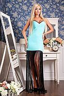 Вечернее платье в пол Самбука А3 Медини 42-44 размеры
