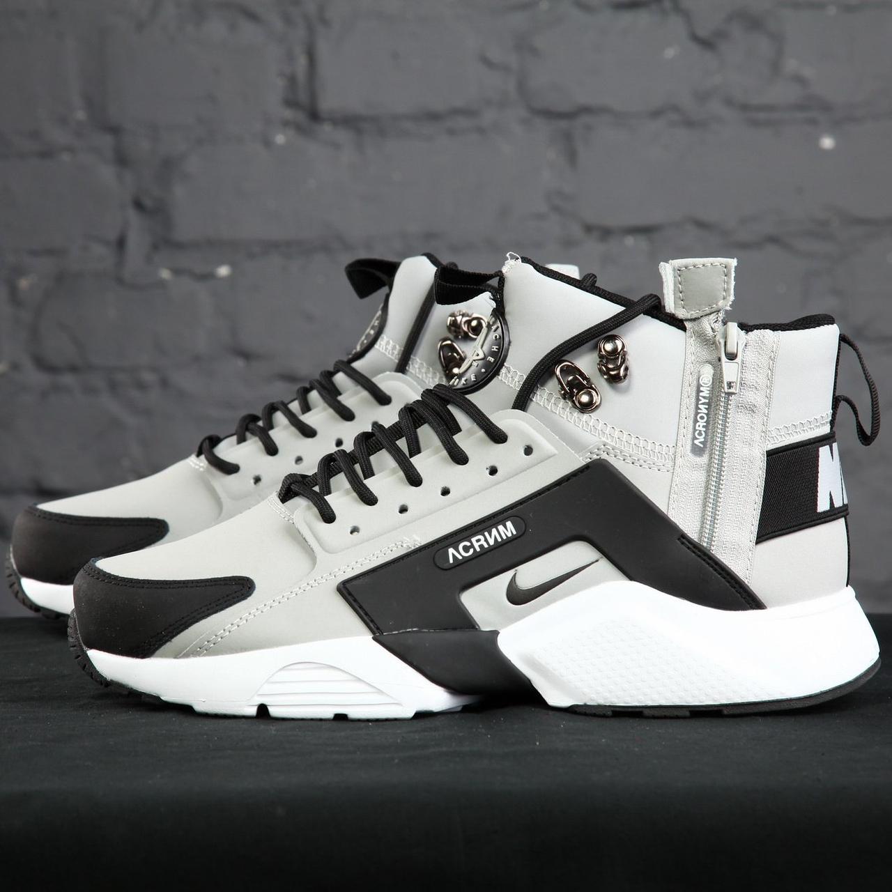 Мужские кроссовки Nike Huarache Acronym Concept