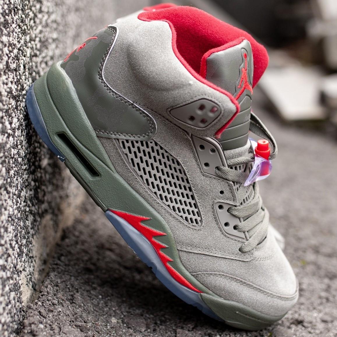 Баскетбольные кроссовки Nike Air Jordan 5