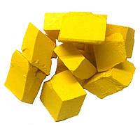 Пигмент для свечей. Цвет Желтый. Вес: 20гр.