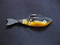 Поролоновая рыбка с двойником