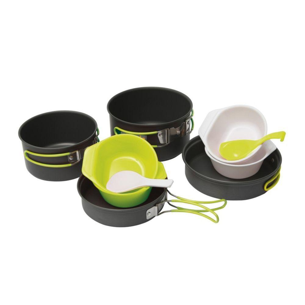 Набор алюминиевой посуды Pinguin Quadri Alu 604