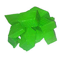 Пигмент для свечей. Цвет Зеленый. Вес: 20гр.
