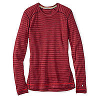 Термофутболка Smartwool Women's Merino 250 Base Layer Pattern Crew