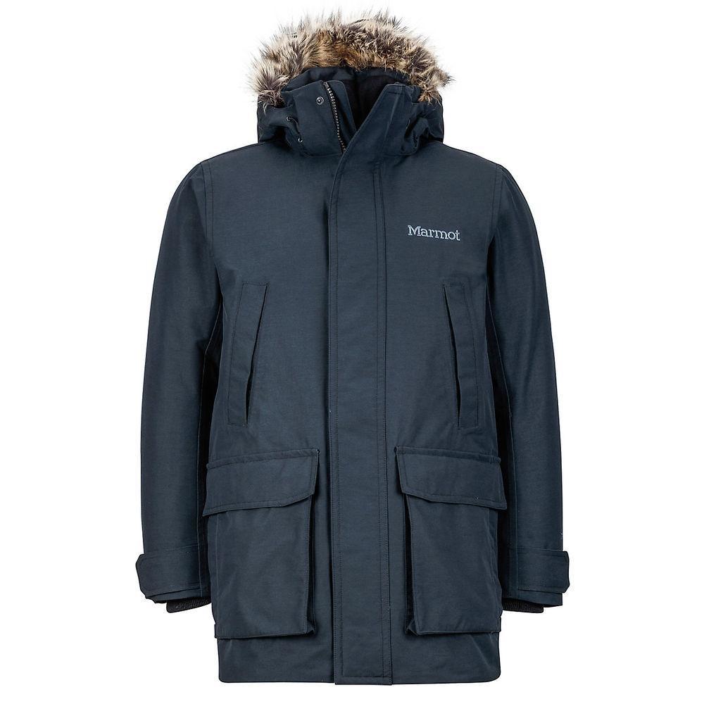 Куртка Marmot Men's Hampton Jacket Black, XXL