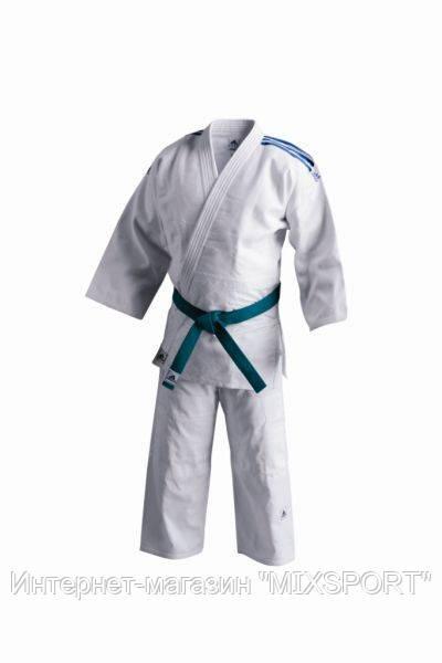 """Кимоно adidas """"J500""""Training белое"""