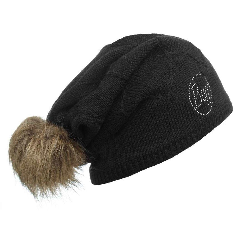 Шапка Buff Knitted & Polar Hat Stella, Chic Black