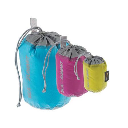 Набор мешочков для хранения Sea To Summit Travelling Light Stuff Sack Set, фото 2